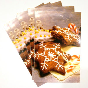 Pocztówki pierniczki - pakiet